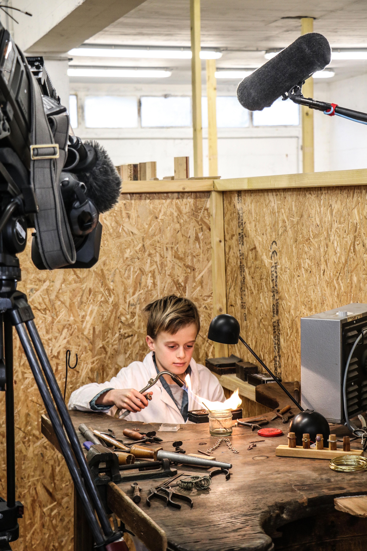 tournage-france-3-bretagne-atelier-bijouterie