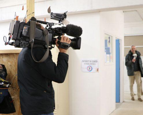 tournage-france-3-bretagne-terrain-politique-outil-en-main-du-loch